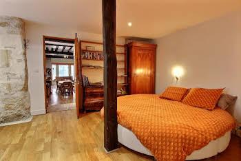 Appartement meublé 2 pièces 100 m2