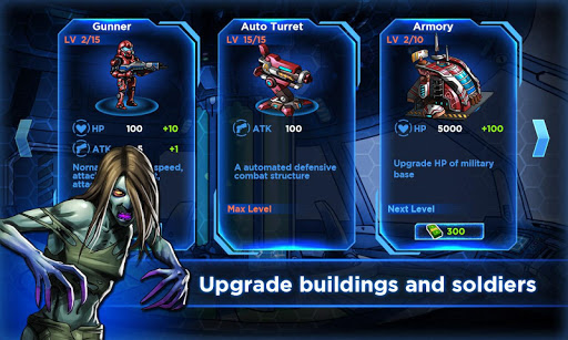 Robot Vs Zombies Game 102.0.20180423 screenshots 12