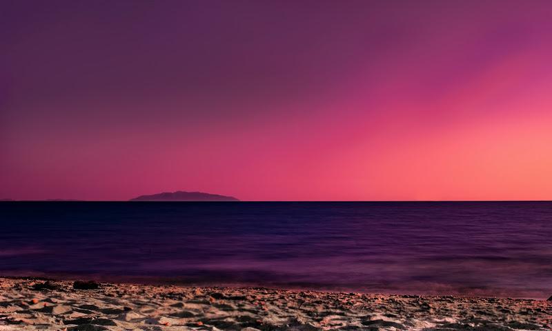 Elba al tramonto di Giali
