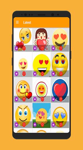 Download Love Emoji GIF Google Play softwares - aKJS1ORpY7Ci