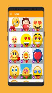 Love Emoji GIF - náhled