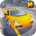 Extreme Car Drive Stunts Sim icon