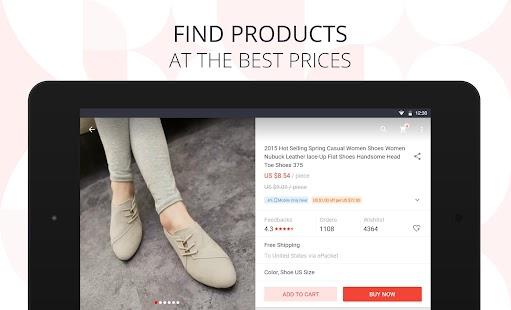 AliExpress Shopping App- screenshot thumbnail