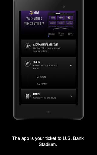 Minnesota Vikings Mobile screenshot 19