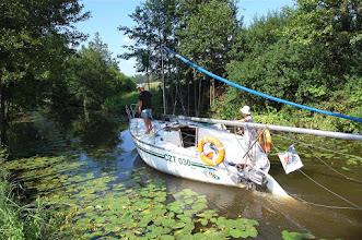Photo: Na Kanale Iławskim w Mozgowie (Nosewitz)