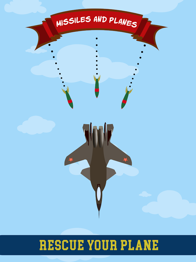 Missile Dodge- screenshot