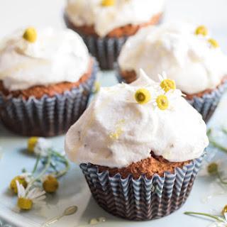 Chamomile Cupcakes.