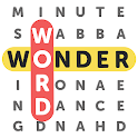 Wonder Word - A Fun Free Word Search Puzzle Game icon