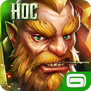 Heroes of Order & Chaos Icon do Jogo