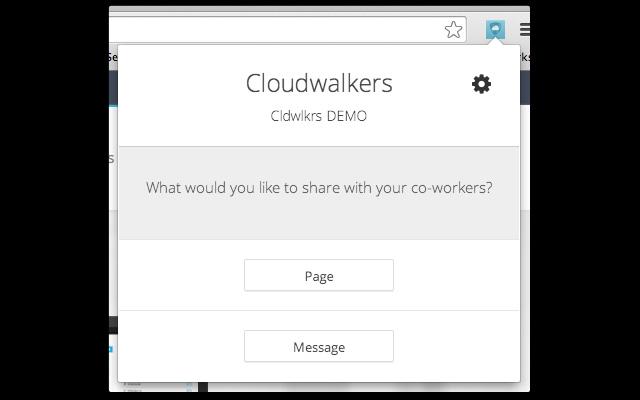 Cloudwalkers