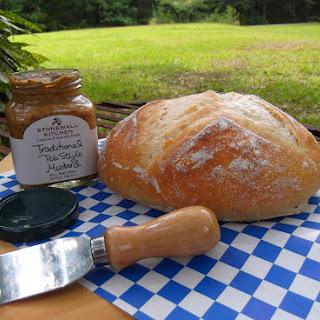 No Knead Artisan Bread Recipe