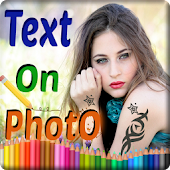 Name Art - Write Text on Photo with Stylish Fonts