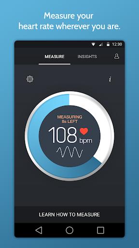 即时心率 - 心脏监测仪 心脏率检测器 高血压 减肥方案