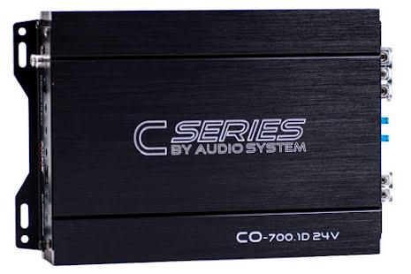Audio System CO700.1 24V slutsteg