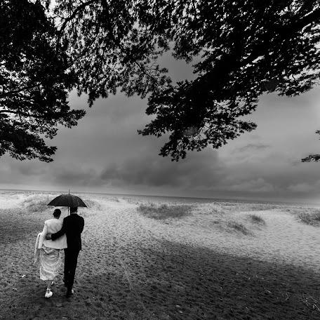 Huwelijksfotograaf Artem Vindrievskiy (vindrievsky). Foto van 24.11.2017