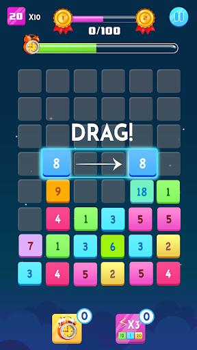 Number Blocks - Merge Puzzle 1.14.84 screenshots 1