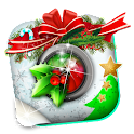 Christmas Photo Stickers App icon