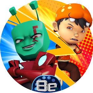 BoBoiBoy: Ejojo Attacks Icon do Jogo