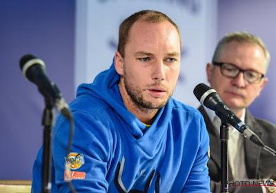 """Steve Darcis: """"Ce n'était pas du grand tennis mais je suis satisfait"""""""
