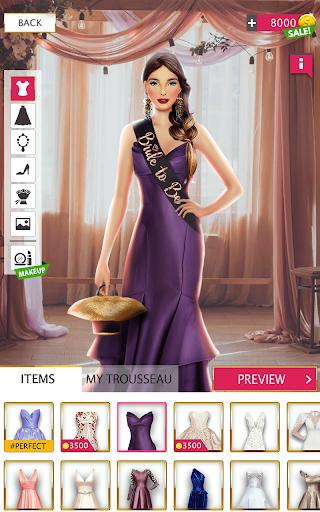 Super Wedding Stylist 2020 Dress Up & Makeup Salon apkdebit screenshots 6