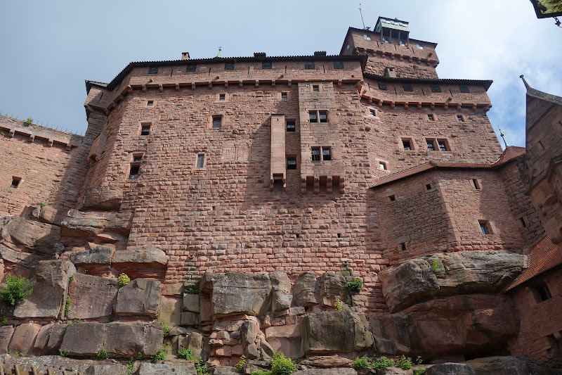 Photo: Koenigsbourg im Elsass
