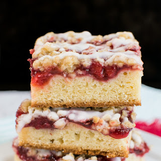 Cherry Crisp Coffee Cake