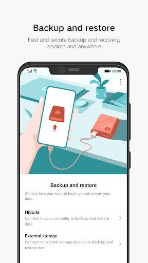 Huawei Backup 9.0.3.304_OVE screenshots 1