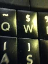 Photo: Keyboard of my phone.