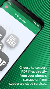 PDF to Excel Converter – Convert PDF to Excel 2