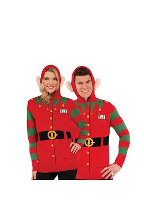 Jultröja, Elf hoddie
