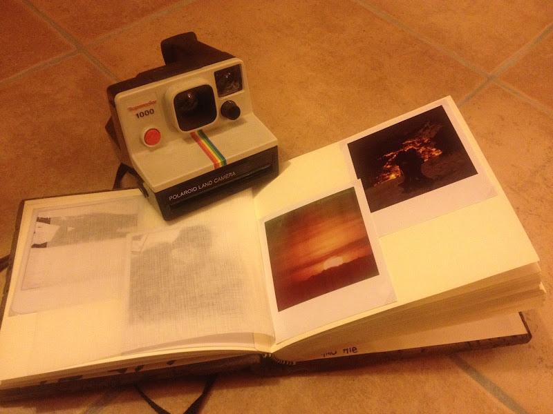 Vintage memories with a polaroid di alegio89