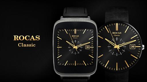 ROCAS - Classic Watch Face