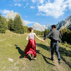Wedding photographer Kubanych Absatarov (absatarov). Photo of 25.08.2018
