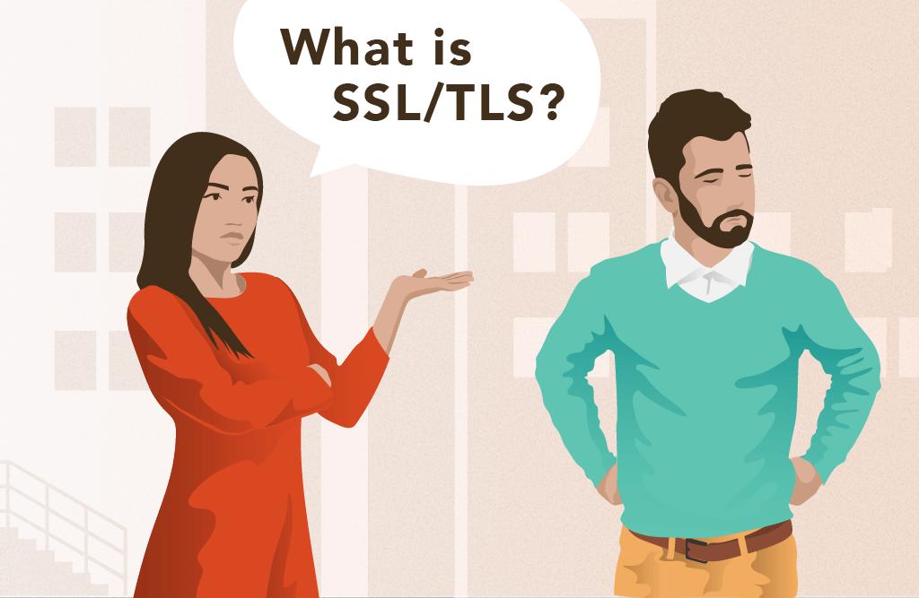 SSL và TLS là gì? | Four Dots