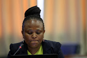 Public protector Busisiwe Mkhwebane said she was concerned that donations to the president's CR17 campaign 'created a situation of the risk of some sort of state capture by those donating such large sums'. File photo.