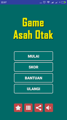 Game Asah Otak 1.3.9 screenshots 1