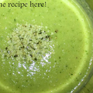 Gracious Living Lifestyle Creamy Pineapple Cilantro Soup