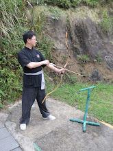 Photo: 既然要體驗傳統射箭,當然要試試射「哨箭」了!