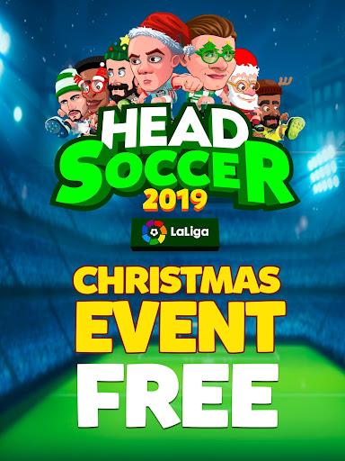Download Head Soccer LaLiga 2019 - Best Soccer Games MOD APK 9