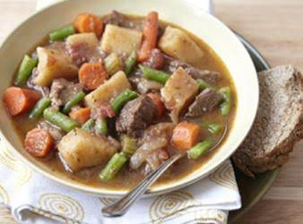 Yummy Stew And Easy Too!