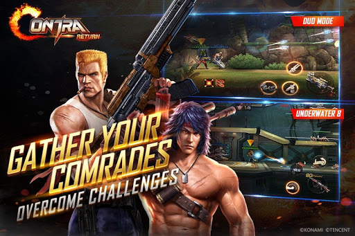 Garena Contra: Return 1.6.49.0727 {cheat|hack|gameplay|apk mod|resources generator} 2
