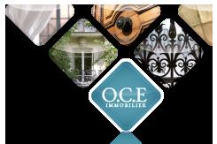 Logo de O.C.E. MONGE