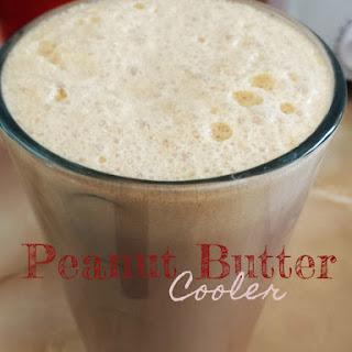 Peanut Butter Cooler