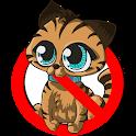 Пылесос ест котов icon
