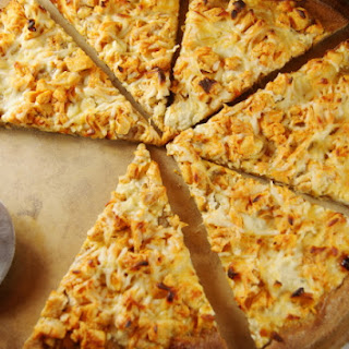 Marinated Chicken Pizza Recipes.
