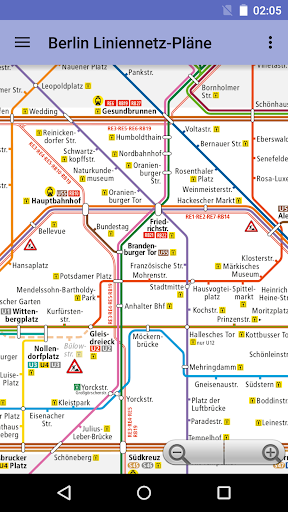 Berlin Transit Maps
