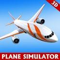 Airplane Pilot Simulator - Real Plane Flight Games icon
