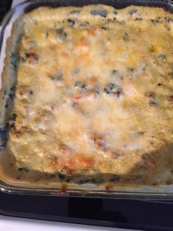 Sausage & Bean Dip Recipe