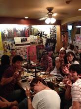 Photo: 8/19 顔合わせ!! これから約一ヶ月 みんなで頑張りまーす!!