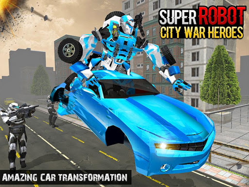 Super Robot City War Heroes